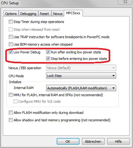 MPCLowPower