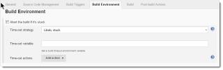 04 - Configuration - Build Environment